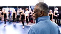 Master Class with the legendary Donald Byrd of Spectrum Dance Theater for WWDF
