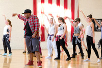 Nobility Mob Hip Hop Class at the YMCA