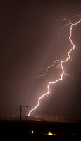 September Lightning over Walla Walla