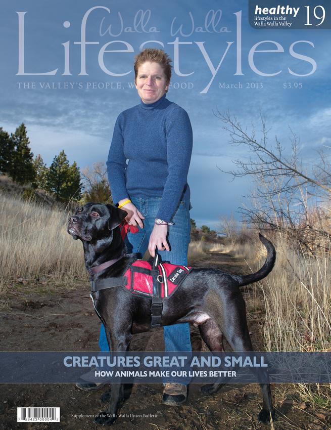Walla Walla Lifestyles Cover