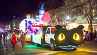 Walla Walla 2016 Macy's Holiday Parade of Lights