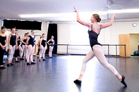 Summer Dance Lab - American Theater with Tinka Gutrick Dailey and Ian Gregoire