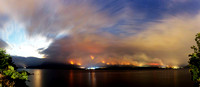 Eagle Creek Fire, Columbia River Gorge, September 8 2017